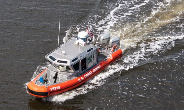 Florida Coast Guard Receives Mysterious Radio Calls Threatening to Set Off Depth Charges and Sink Their Ships in the Gulf.