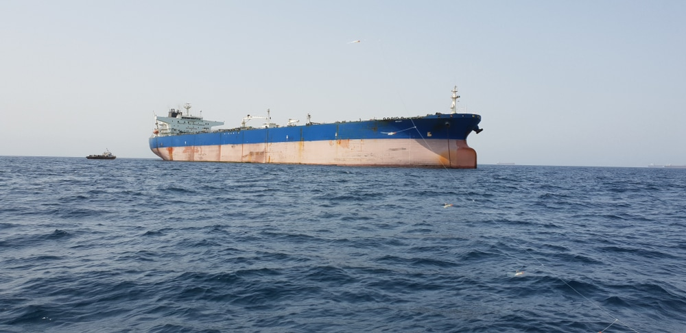 Iran seizes another oil tanker in Strait of Hormuz as Gulf crisis erupts