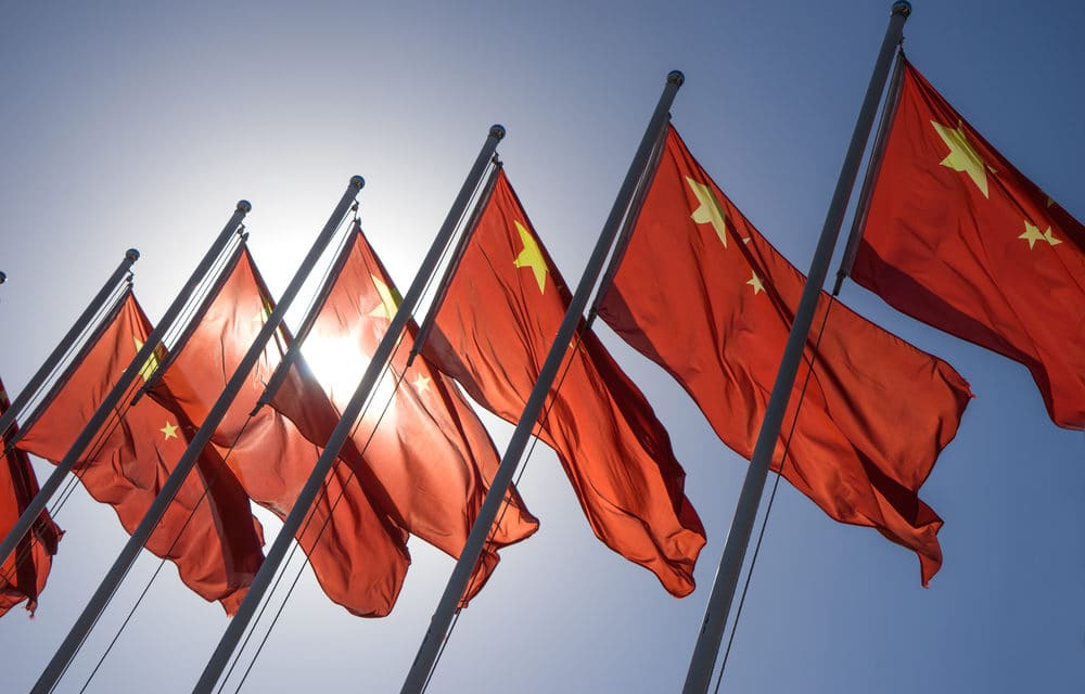 China forces churches to sing national anthem, raise Chinese flag to honor Communist history