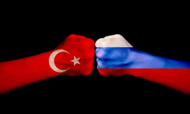 Russia and Turkey prepare to meet Iran in Ankara