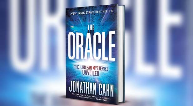 Jonathan Cahn's 'The Oracle' Becomes No. 1 Bestseller, Ranks Top of All Charts