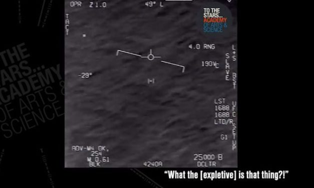 Navy Says UFO Videos Are Real