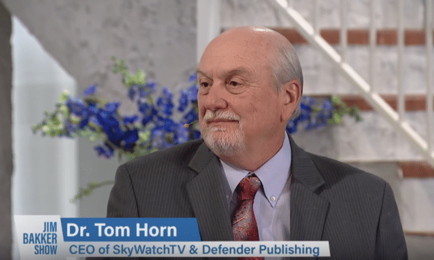 Tom Horn: What Christians Need to Know About Pope Francis' Agenda for a One-World Government