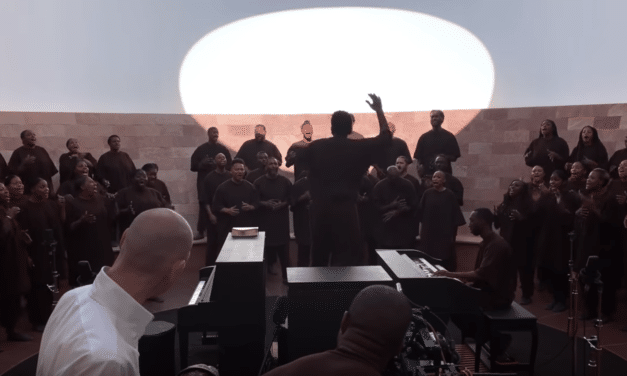 "Kanye West: ""We're here to spread the gospel. I'm not here for your entertainment."""