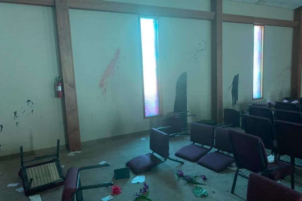 'God Still Loves You': Memphis Pastor Forgives Church Vandals Who Caused Thousands of Dollars' Worth of Damage