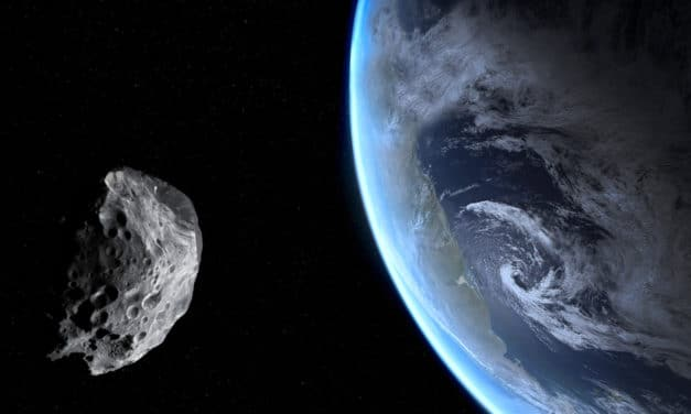 Asteroid will make its closest approach to Earth in more than a century tonight