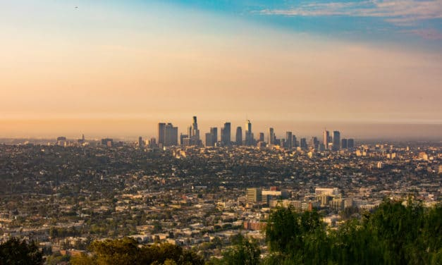 3.7-magnitude earthquake rattles Los Angeles area