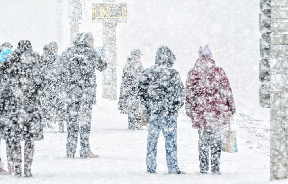 Historic 'all-out blizzard' to bury huge swath of central US, unleash punishing cold blast