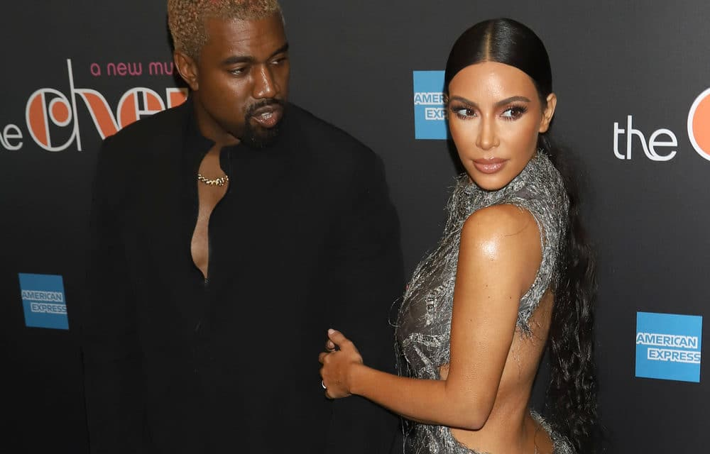 Kanye West no longer desires to see his wife dressed provocatively in public, after declaring that he's a born again Christian.
