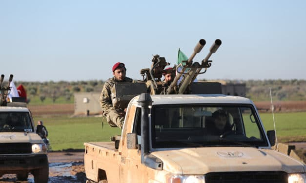 Syrian army moving to face 'Turkish aggression' in country's north