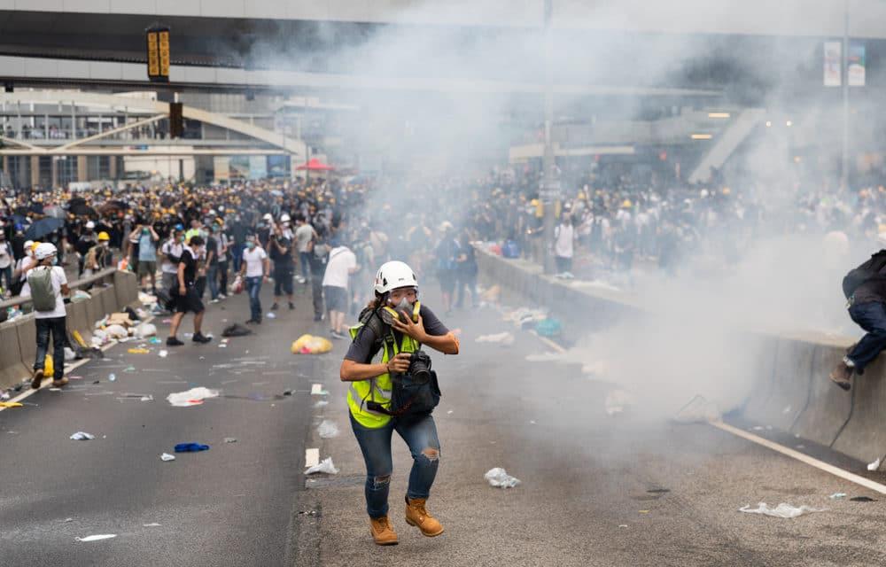 DISTRESS OF NATIONS: Violent clashes strike Chile, Hong Kong, Lebanon and Barcelona