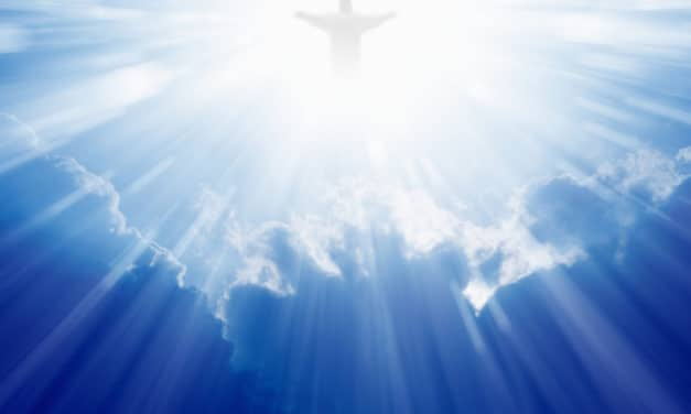 Woman claims Jesus appeared in sky and deterred her from committing suicide