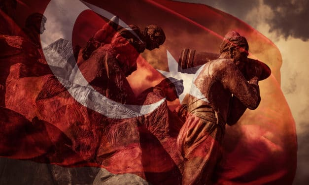 'The Dream Has Happened': Pastor Brunson's Prophetic Dream Reveals Chilling Truth of Turkish Invasion