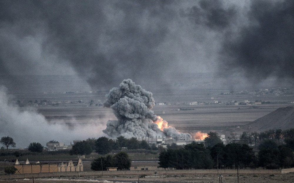 Turkey Bombs US Special Forces in Syria Attack, Apparently by Mistake