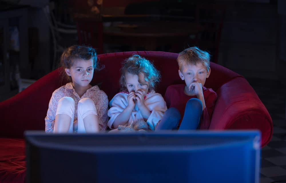 Spike in violence and profanity on TV shows rated OK for kids