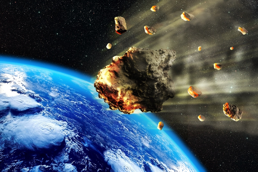 NASA issues plea of action on asteroid threat that could take Earth 'entirely by surprise'