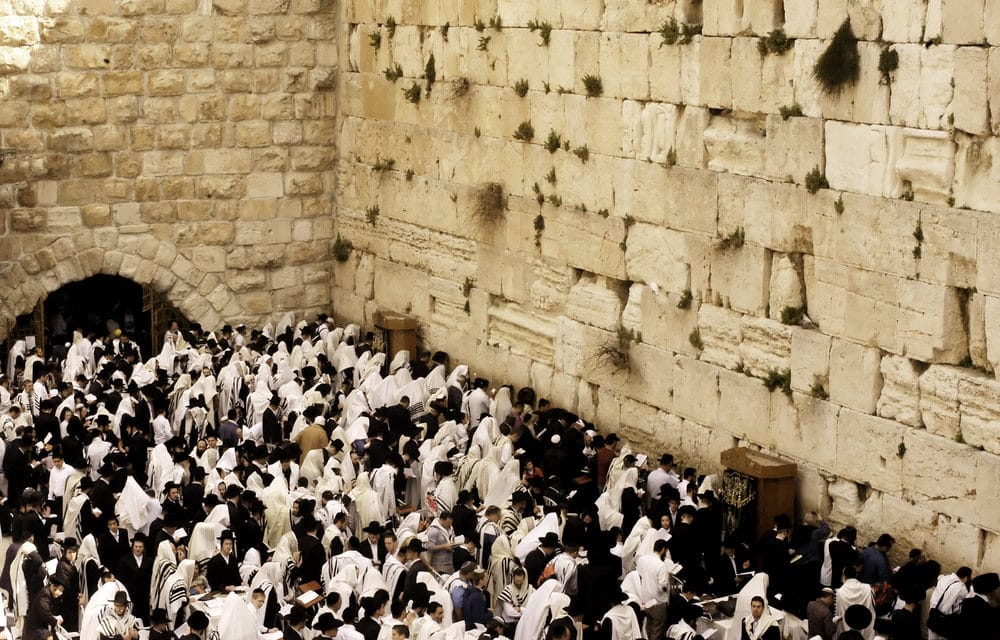 Millions of Jews Worldwide to Pray for Forgiveness on Yom Kippur