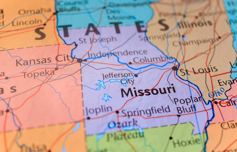 Five earthquakes in less than an hour rattle southeast Missouri