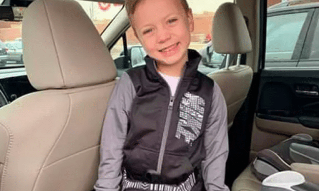 5 year-old boy hurled from balcony at Mall of America now walking; credits angels, Jesus