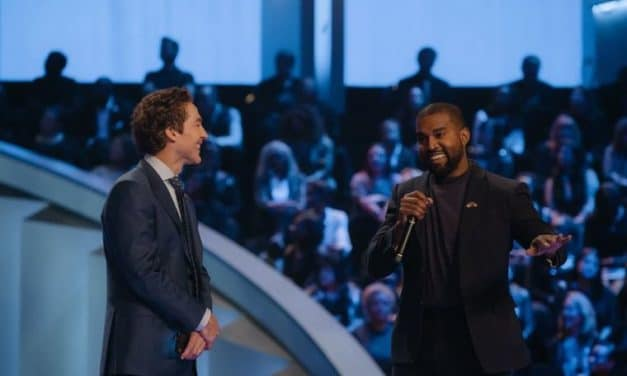 Kanye West plans to evangelize America's youth with music