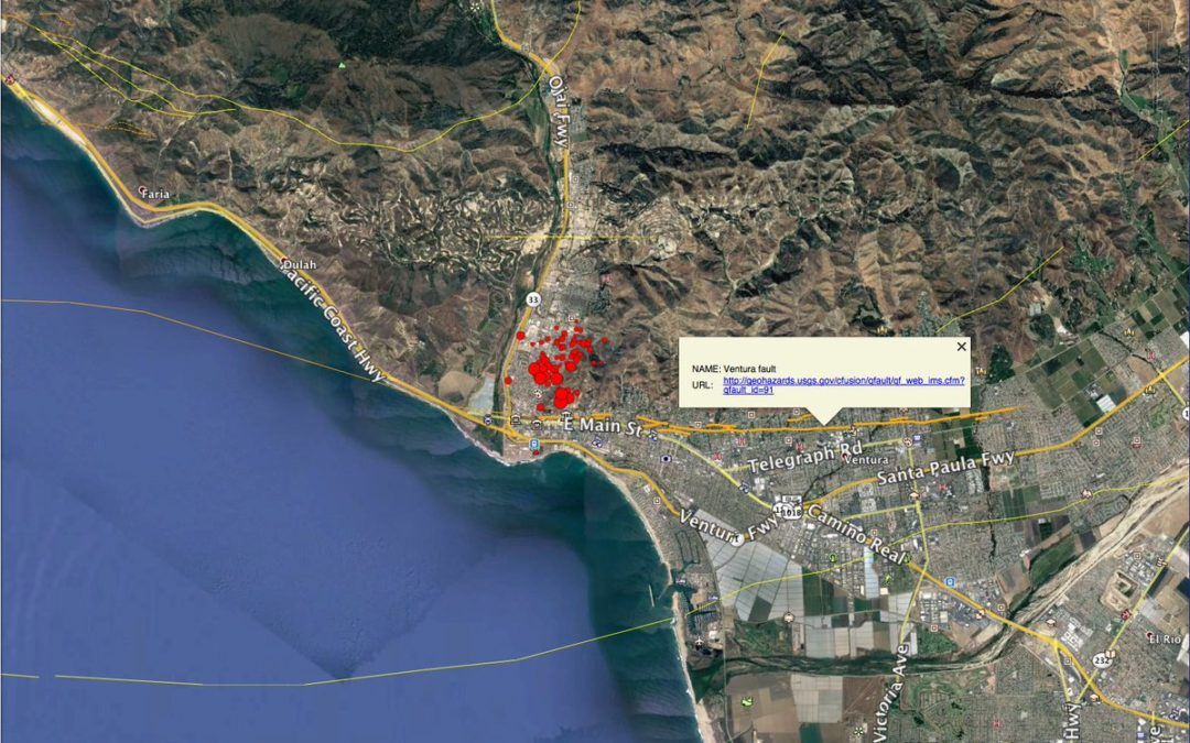 Over 70 earthquakes rattle Ventura with 2nd Quake Swarm