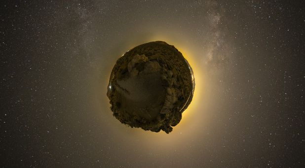 Increase in Space Defense Correlates to Asteroid of the Bible