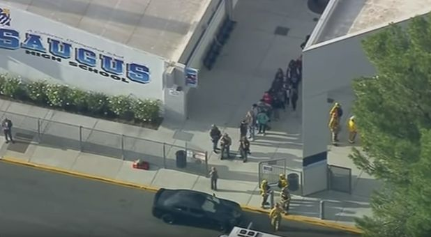 At Least 3 Students Injured in California School Shooting