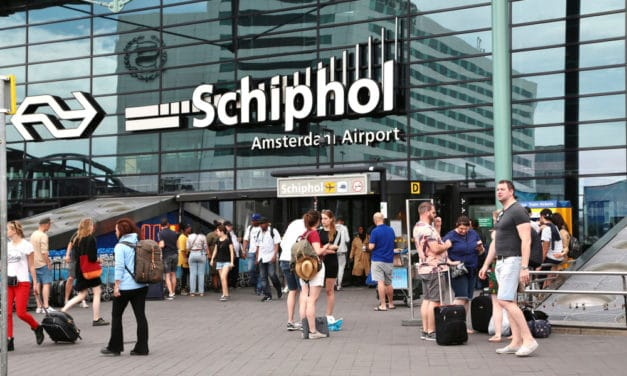 DEVELOPING: 'Suspicious situation' unfolding at Amsterdam airport