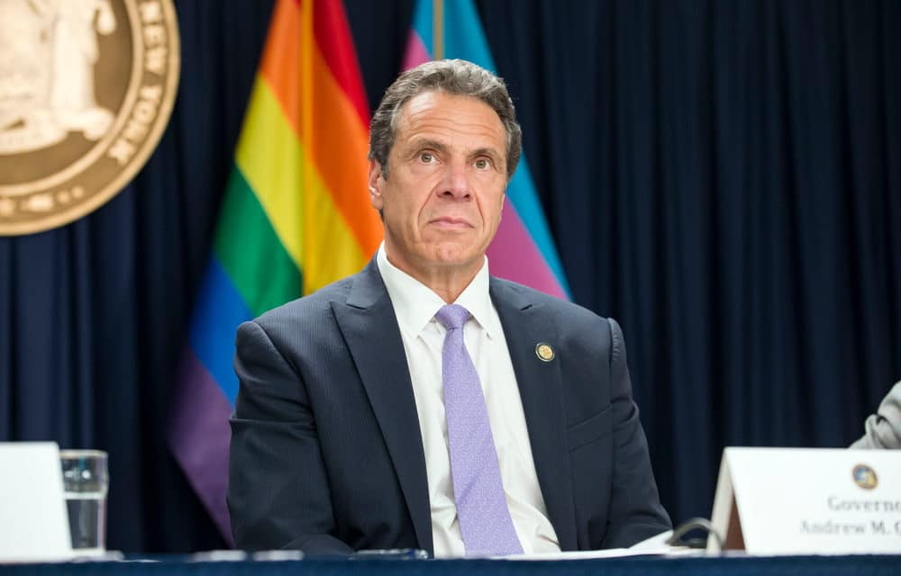 NY governor signs law restricting nonprofits from endorsing, opposing candidates