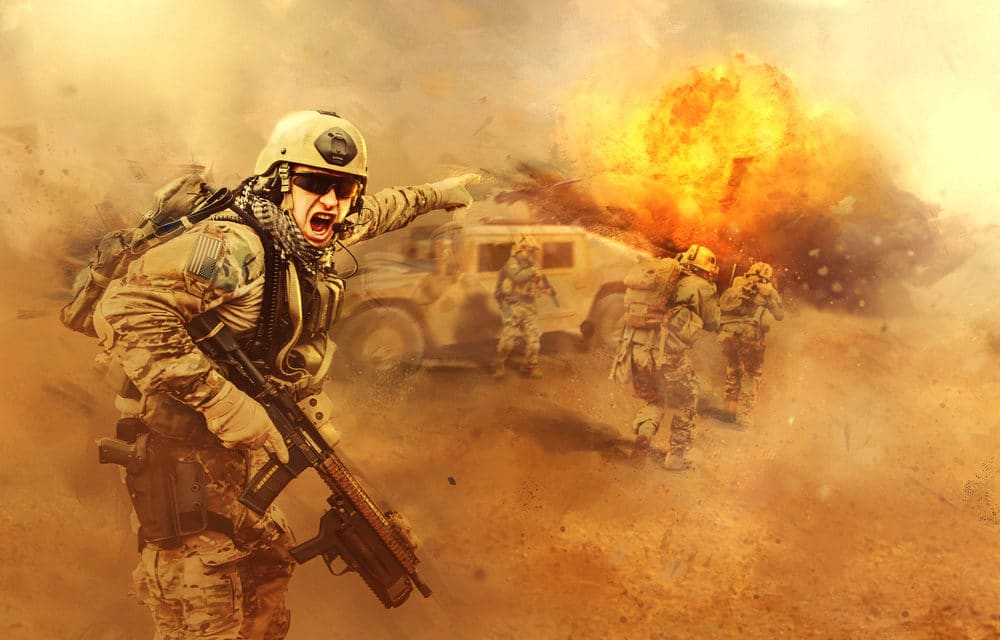 Rockets strike Iraq base with US troops; no word on casualties