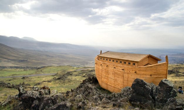 New 3D scans may finally prove existence of Noah's Ark