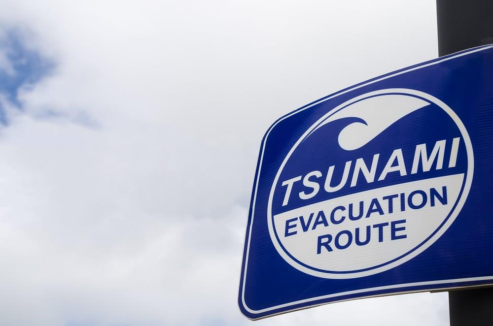 False tsunami warning off El Salvador causes panic