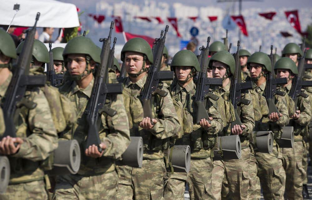 Erdogan Hints Syria Invasion Really Islamic Holy War