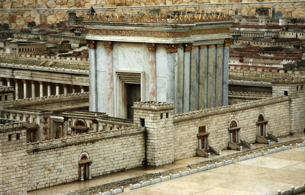 Why the Third Temple Could Be Built One Year From Today