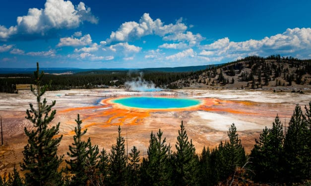 Yellowstone supervolcano rocked with 193 quakes this month