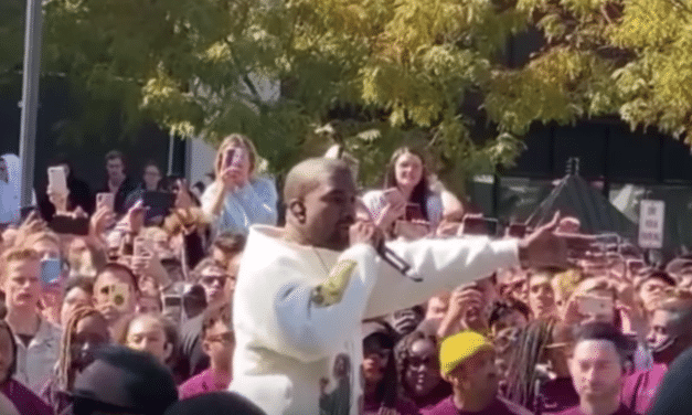 Kanye West says the devil is causing black versus white Christian radio racial divide