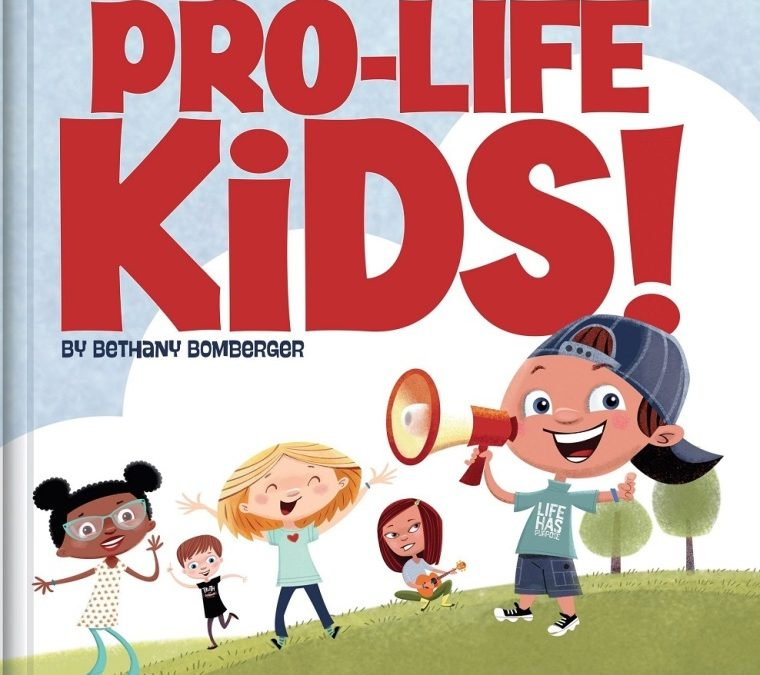 New children's book refutes 'lie' of abortion, encourages kids to stand for life