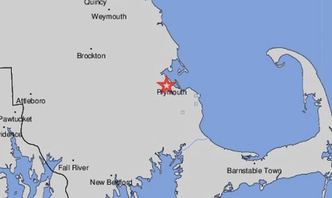Rare earthquake strikes in Plymouth, Massachusetts