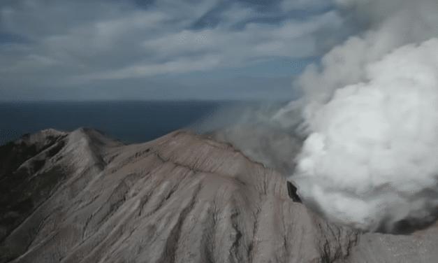 UPDATE: Dozen feared dead, many missing in NZ volcano blast…