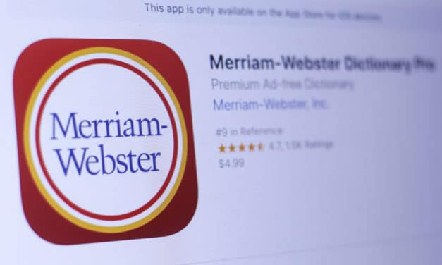 Gender nonbinary pronoun 'they' is Merriam-Webster's 2019 'word of the year'