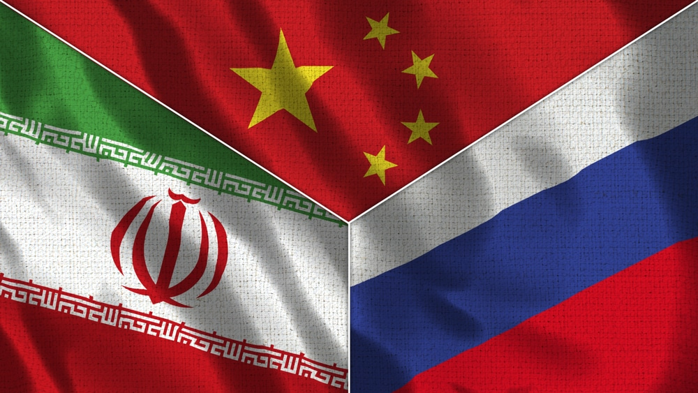 PROPHECY WATCH: China, Russia and Iran continue to strengthen their alliance
