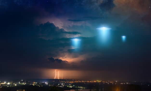 2019 was banner year for credible UFO sightings