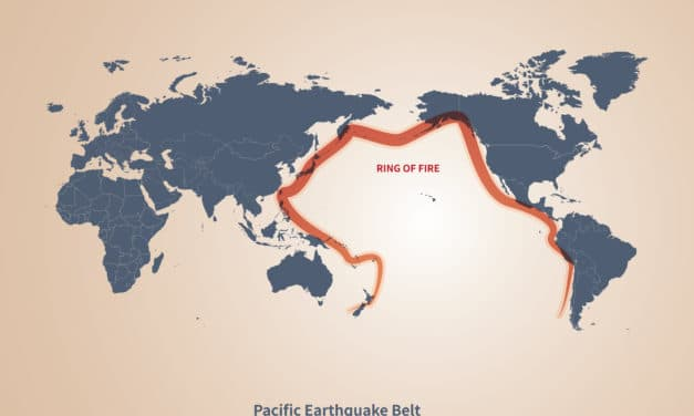 Are 60,000 earthquakes a sign of a Big One brewing in the Pacific?