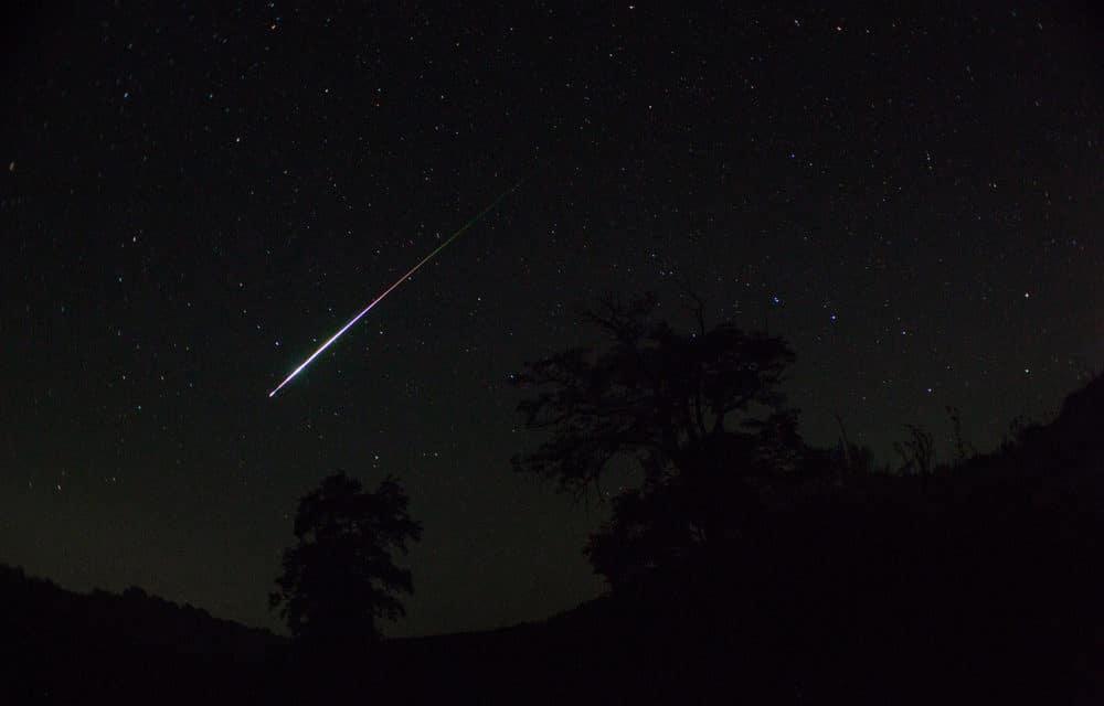 Bright fireball seen streaking through sky over Alabama