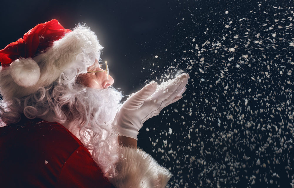"Santa is now viewed as ""Gender-Neutral"""