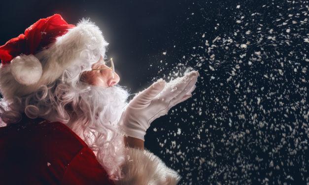 """Santa is now viewed as """"Gender-Neutral"""""""