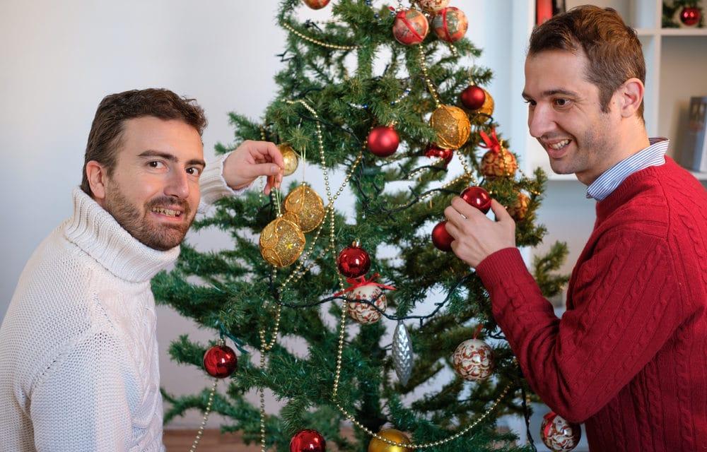 "LGBTQ Group Calls on Hallmark Channel to Broadcast a ""Gay Christmas"""