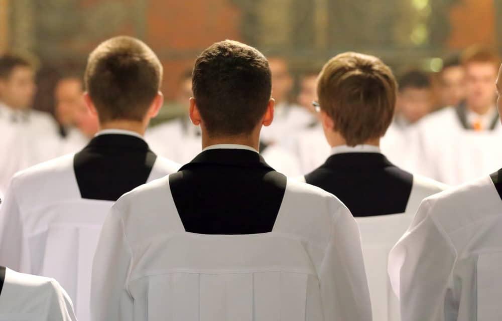 Catholic Church Facing 5,000 New Sex Abuse Cases