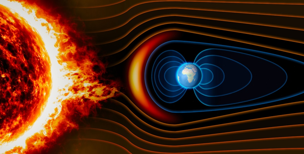 Expert warns Earth's magnetic field will collapse