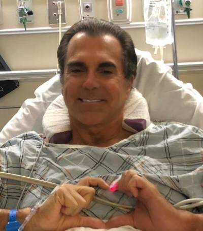 Gospel Entertainer Carman Licciardello asks for prayer as cancer returns